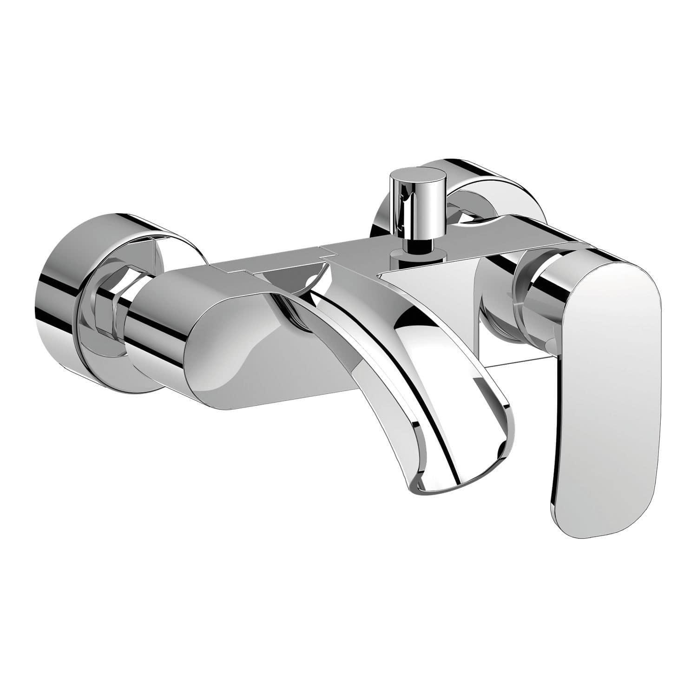 Miscelatore per vasca / da parete / in metallo / da bagno - ITAPLUS ...