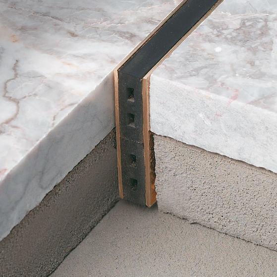 Giunto di dilatazione in metallo / per pavimento - COFLEX CTM ...