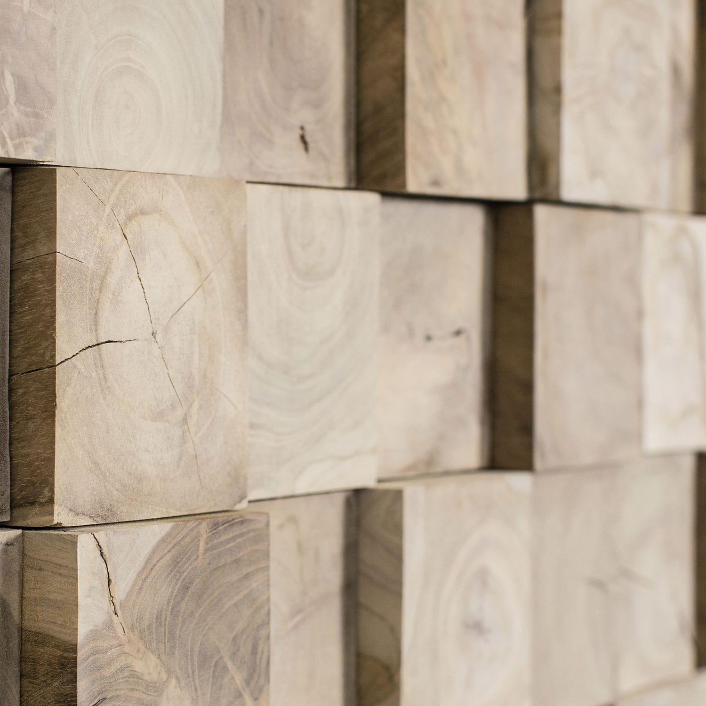 Pannello decorativo in legno per soffitto per interni da