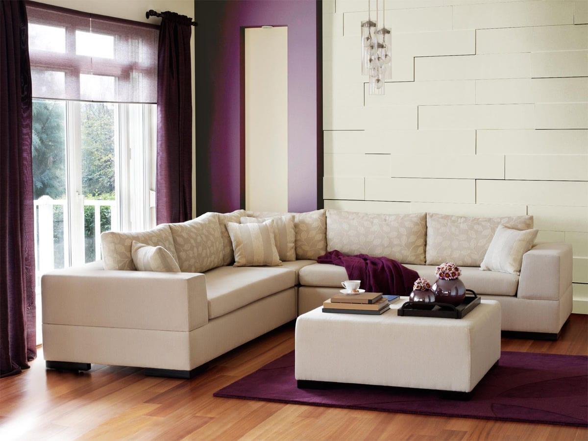 Pareti in legno per interni: pareti interne gialle colori per ...