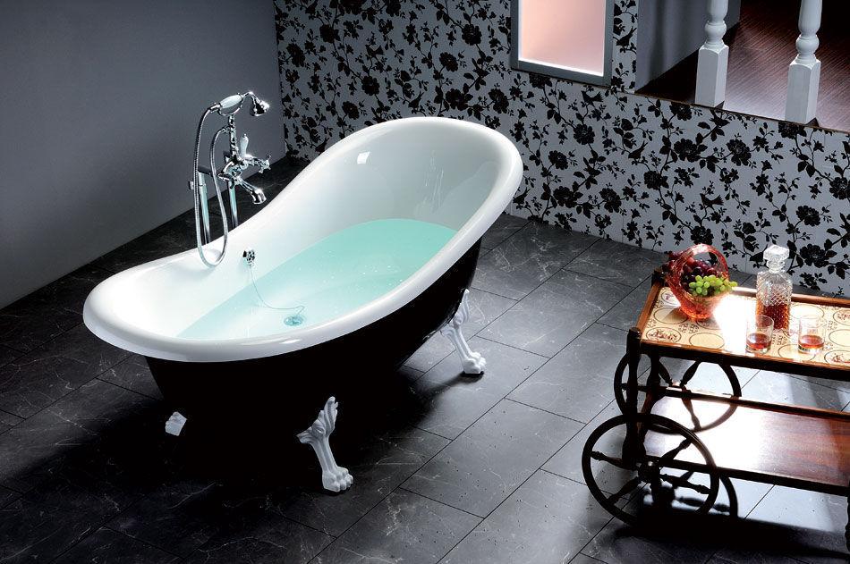Vasca Da Bagno Non Murata : Vasca da bagno ad isola ovale in acrilico polysan s r o