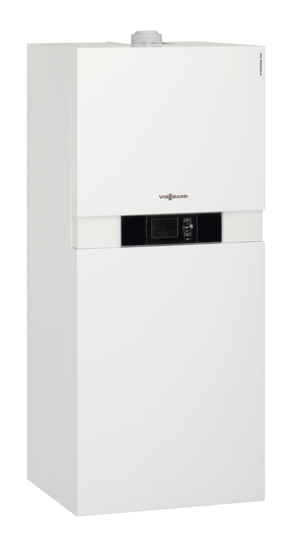 Caldaia A Gas Residenziale A Condensazione Vitodens 222 F