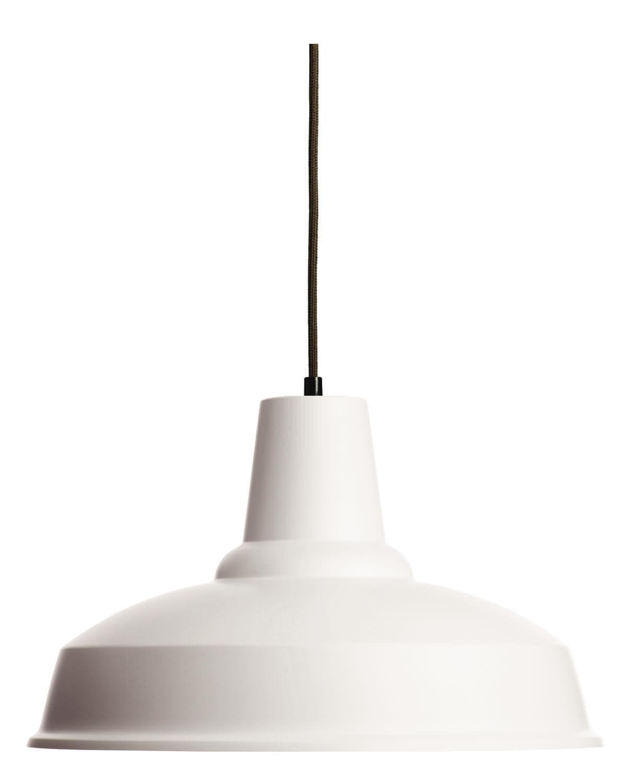Lampada a sospensione / in stile industriale / in alluminio ...