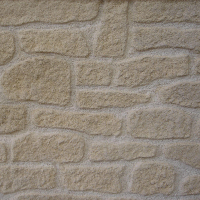 Intonaco decorativo di rivestimento da esterno per muri