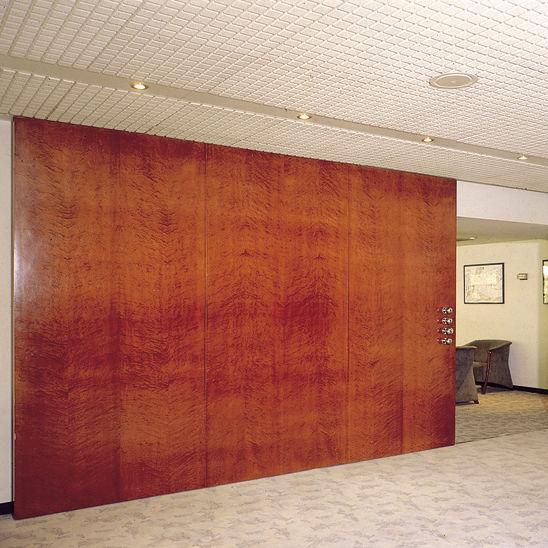 Favoloso Parete scorrevole / in legno / ad uso professionale - CLASSIC XL  YO93