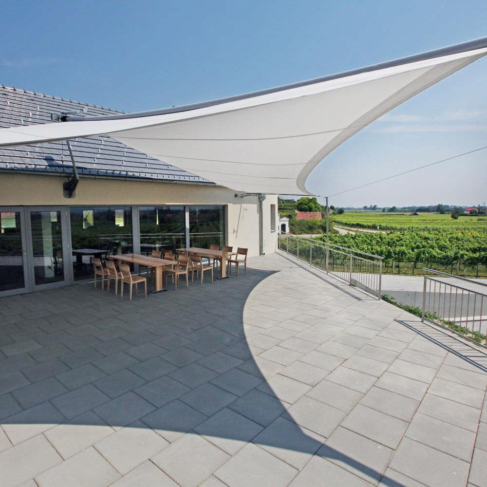 Tende A Vela Impermeabili.Tenda A Vela Impermeabile Gedersdorf Sunsquare
