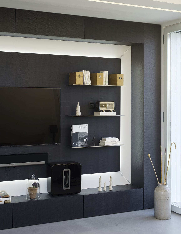 Cucina moderna / in legno laccato / in Corian® / a U - 20140901 ...