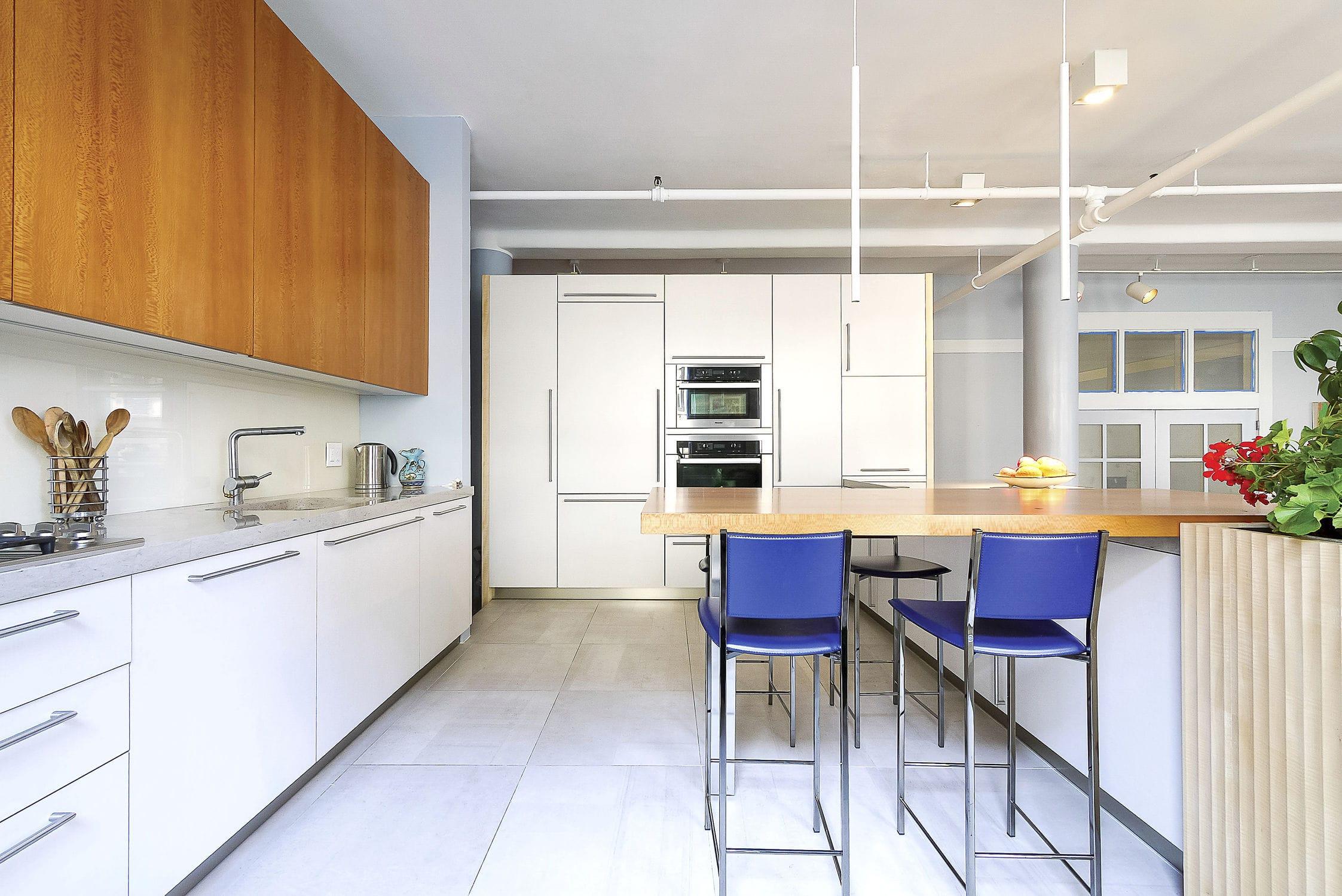 Cucina moderna / in melamminico / in pietra / in legno - 20151103 ...