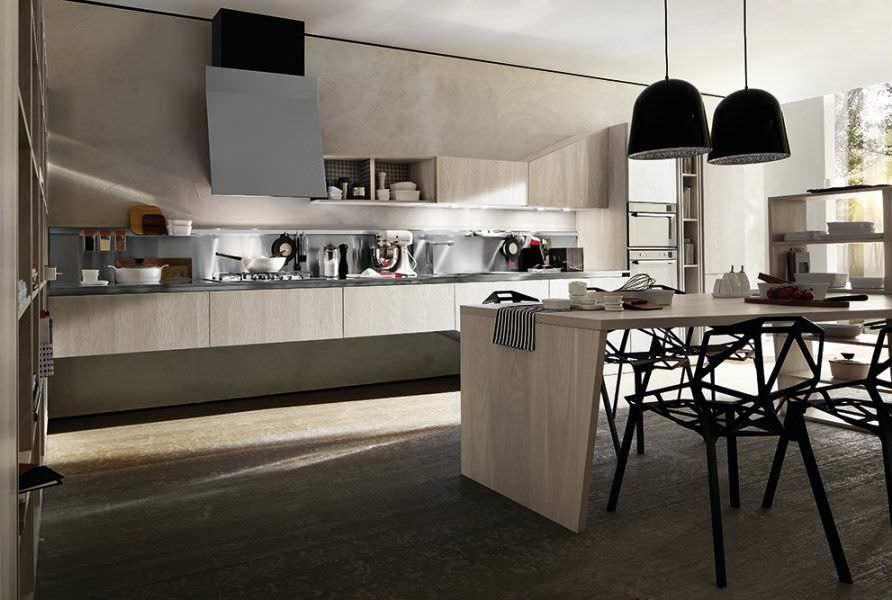 Cucine Moderne Per Ambienti Piccoli.Cucine Moderne Piccoli Spazi Latest With Cucine Moderne Piccoli