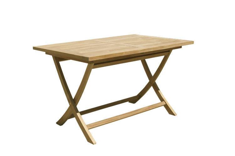 tavolo da pranzo / classico / in teak / rettangolare - singaraja ... - Tavolo Da Giardino In Legno Teak