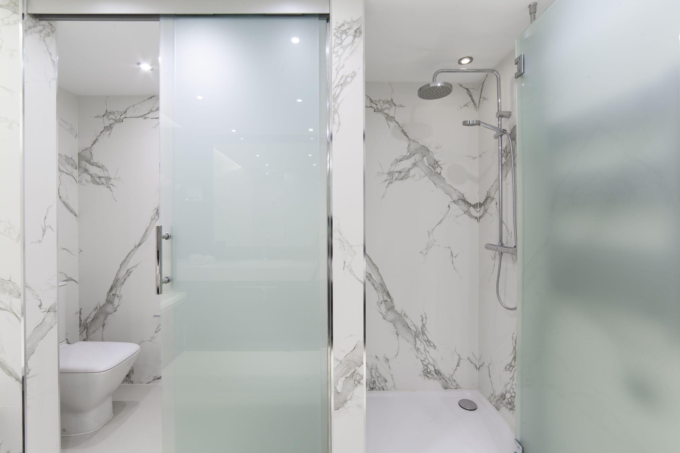 Modulo prefabbricato per stanza da bagno per camera d hotel