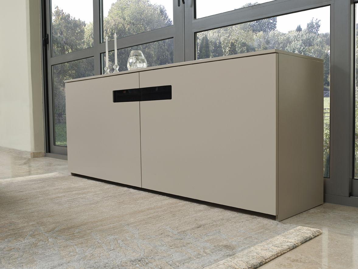 Credenza Moderna Beige : Messina credenza moderna madia cassettiera bianca nera mobile