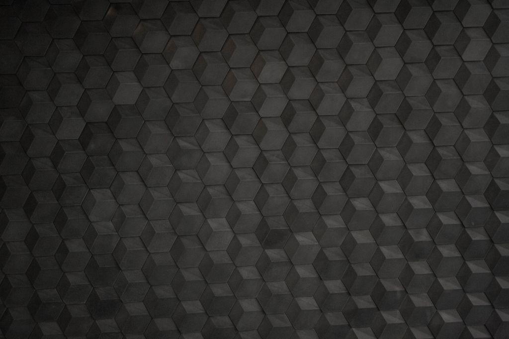 Piastrella da interno da parete in cemento esagonale