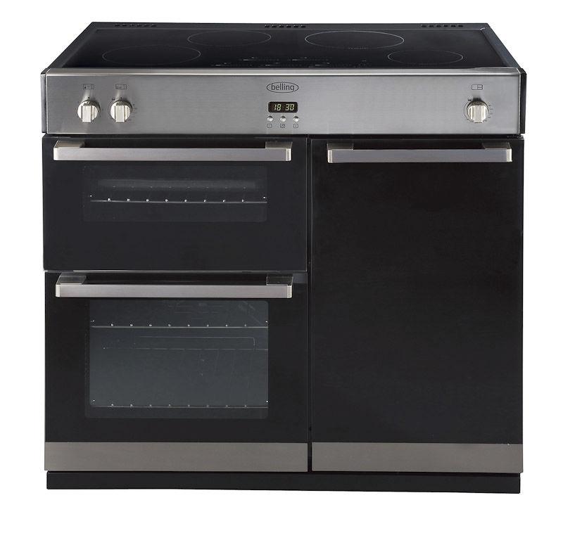 blocco cucina elettrico / a induzione - db4 90ei - belling - Induzione Cucina