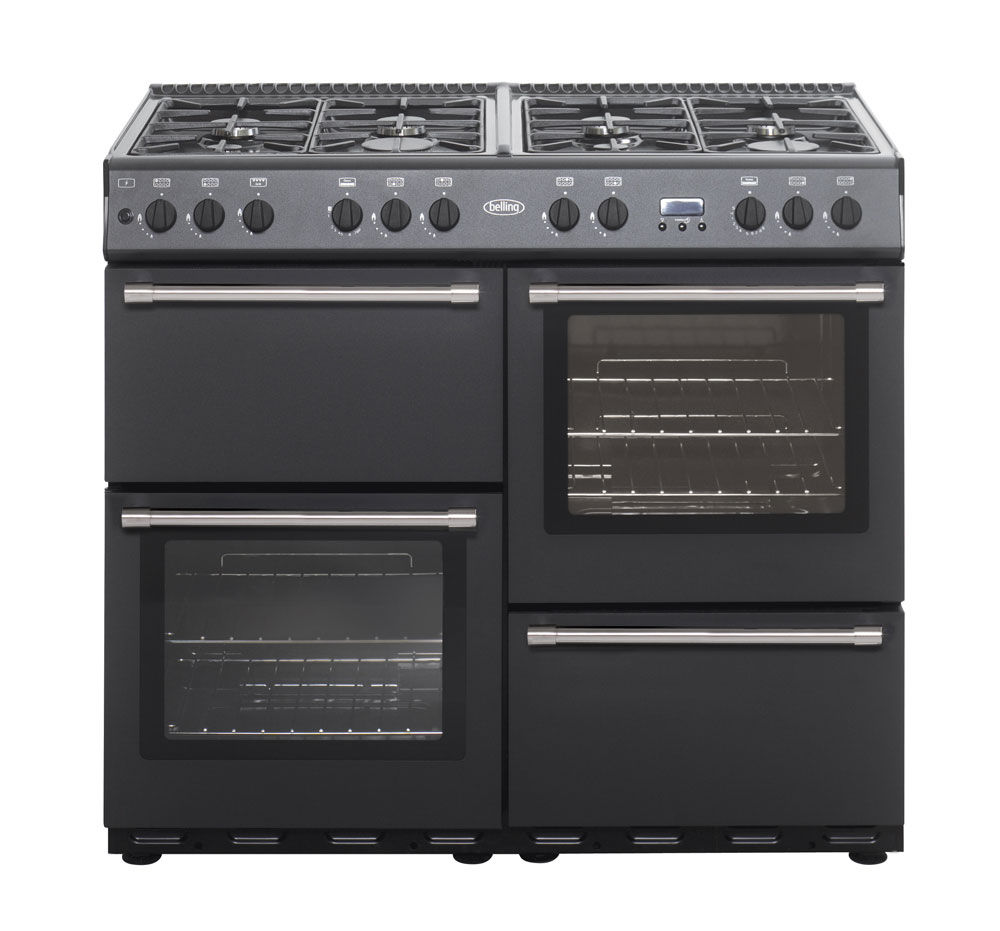 Blocco cucina a gas - COUNTRY CLASSIC 100GT - Belling
