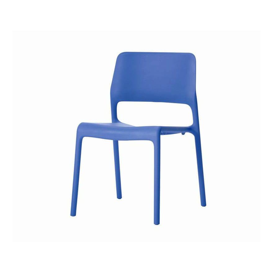Sedia moderna / impilabile / impermeabile / in plastica - SPARK™ by ...