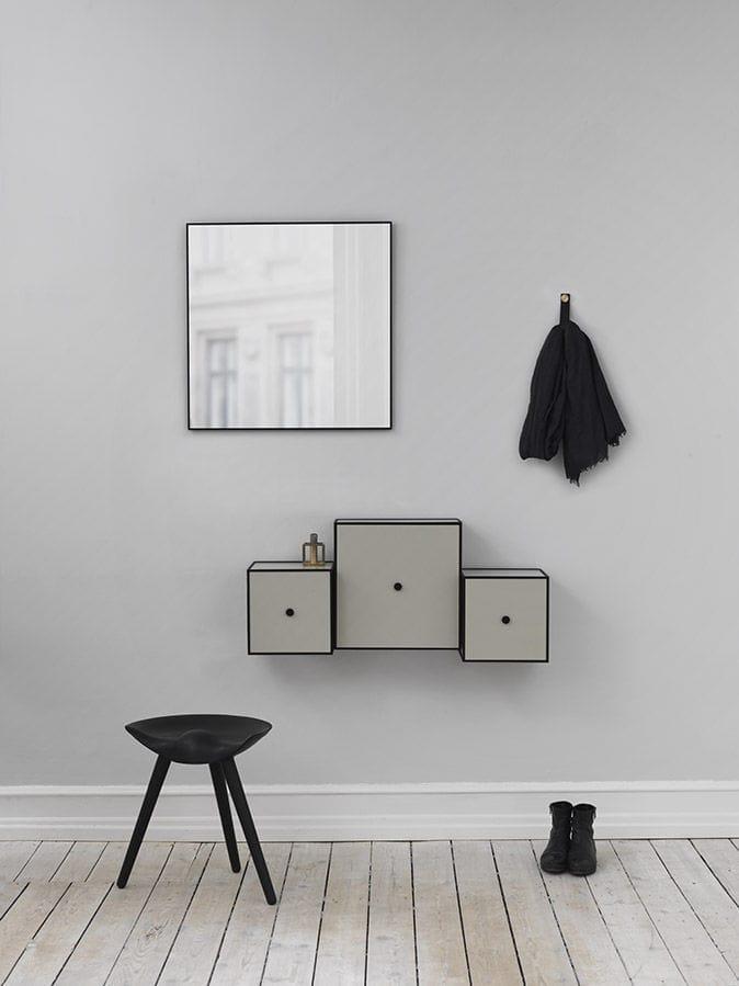 specchio a muro / moderno / quadrato / per camera da letto - view ... - Specchio Moderno Per Camera Da Letto