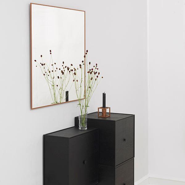 specchio a muro / moderno / quadrato / per camera da letto - view ... - Specchio Per Camera Da Letto
