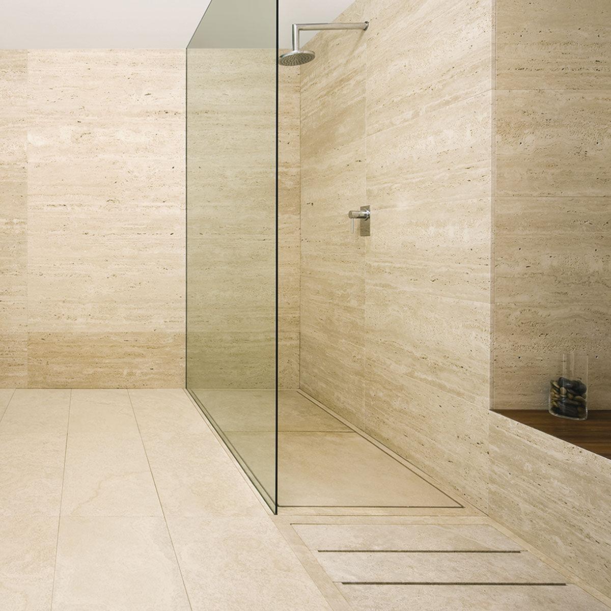 Top Piatto doccia rettangolare / in pietra naturale - LE CAVE by Marco  TF72