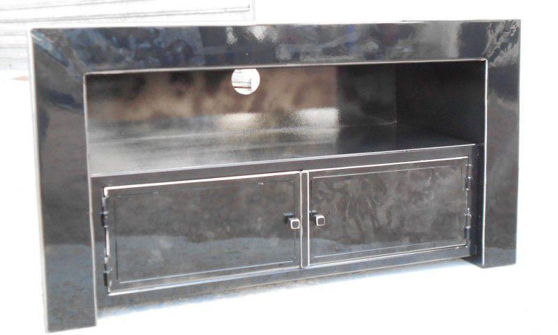 Credenza Con Forno : Credenza moderna in acciaio con ripiano su misura loft