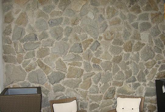 Paramento in pietra naturale / indoor / esterno / decorativo ...