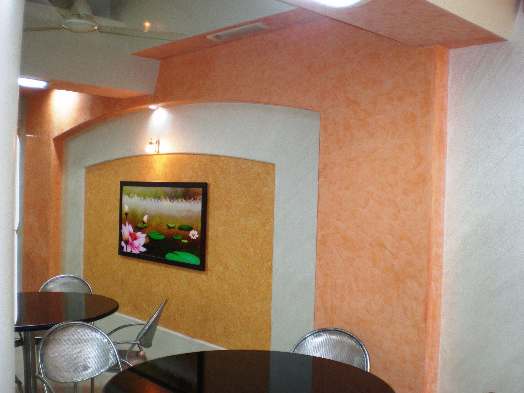 Estremamente Pittura decorativa / per muro / interno / acrilica - ARTECO' 7  MF61