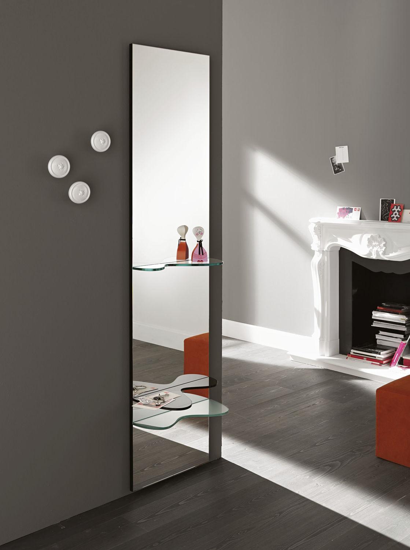 Specchio a muro / moderno / rettangolare / di Karim Rashid - SILL ...