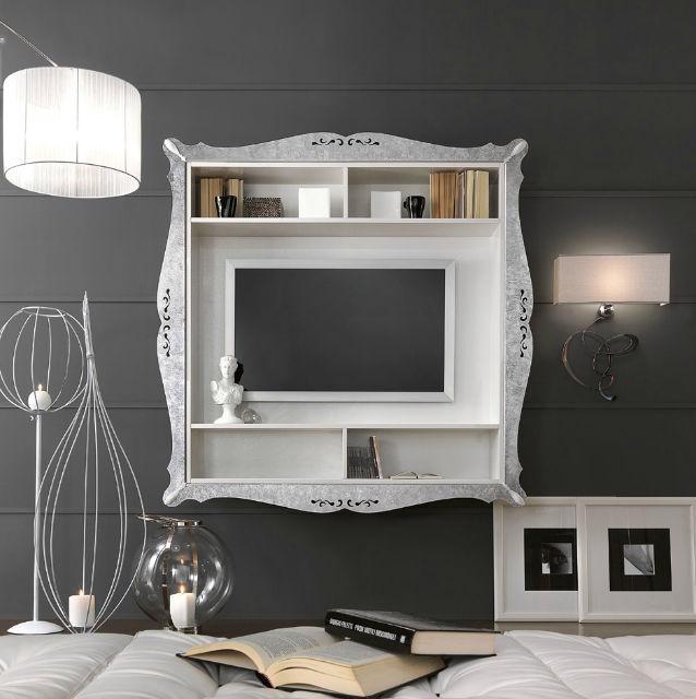 Awesome Cornici Per Tv A Parete Gallery - Casa & Design 2018 ...