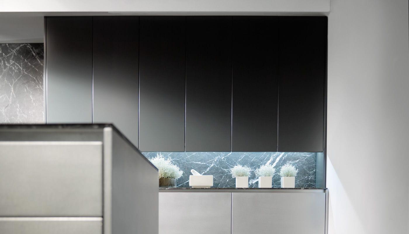 Rivestimento cucina acciaio : rivestimento parete cucina acciaio ...