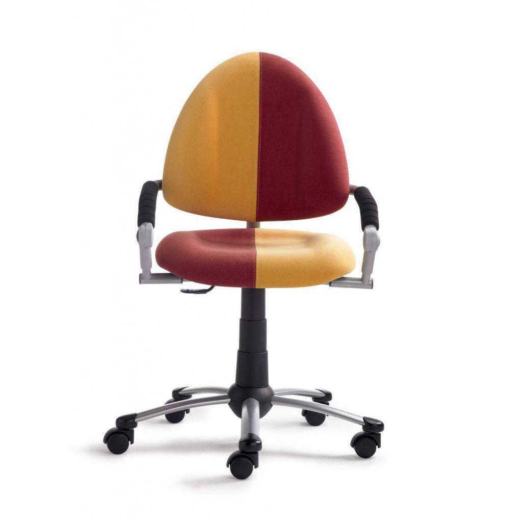 Sedia da ufficio / moderna / in tessuto / per uso professionale ...