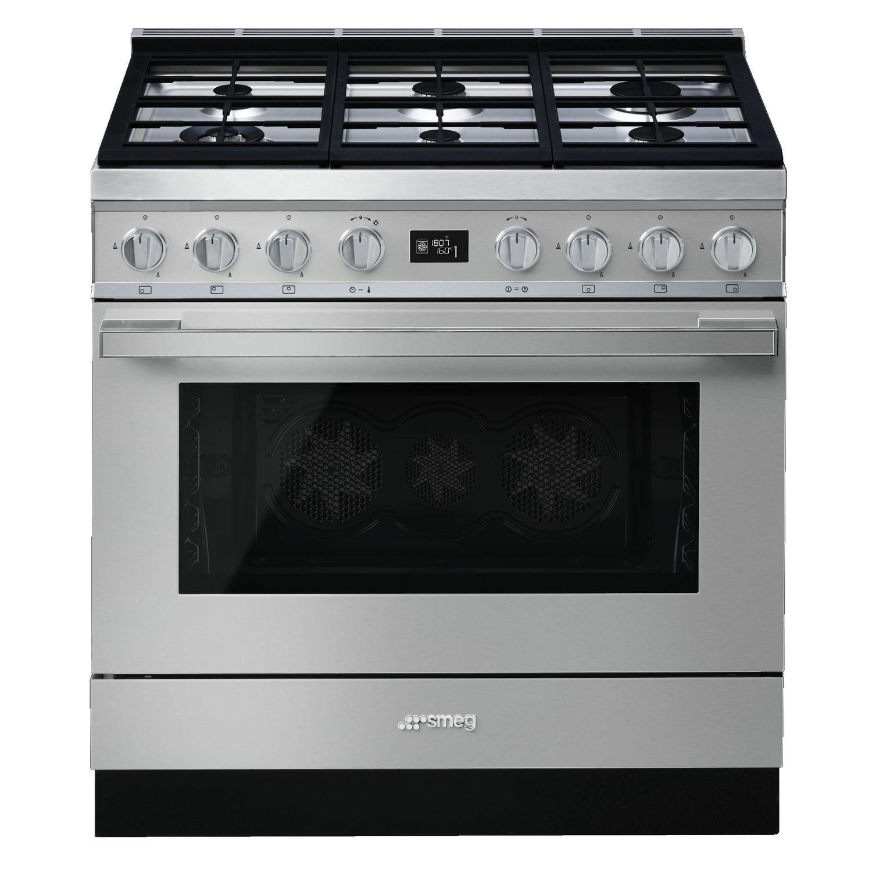 Blocco cucina a gas - CPF9GMX - Smeg