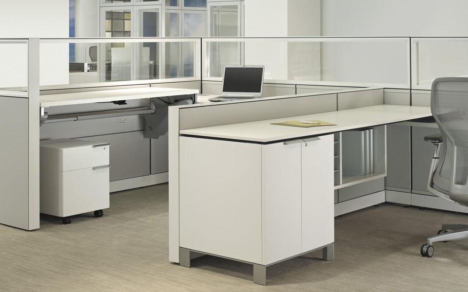 Banconi Per Ufficio Kit : Divisorio per ufficio a pavimento da bancone in tessuto in