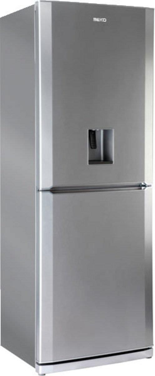 Frigorifero combinato ad armadio / bianco / con dispenser d\'acqua ...
