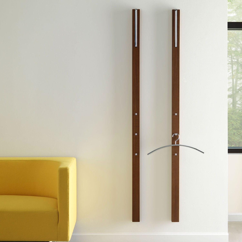 Appendiabiti a muro / moderno / in legno / contract - LINE - DAVIS