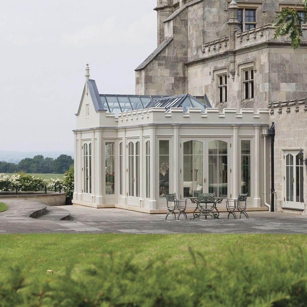 Veranda in vetro / in legno   victorian   vale garden houses