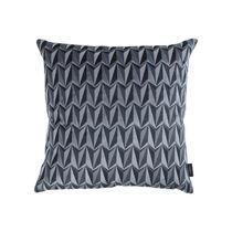 Cuscino quadrato / a motivi / in tessuto
