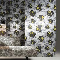 Rivestimento murale in velluto / per uso residenziale / con motivo stampato / ignifugo