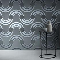 Rivestimento murale per uso residenziale / liscio / riflettente / ignifugo