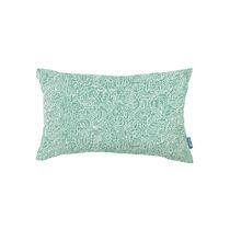 Cuscino rettangolare / a motivi / in cotone