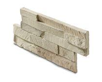 Lastra di paramento in calcestruzzo / per esterni / indoor / colorata