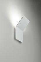 Applique moderna / in vetro / LED