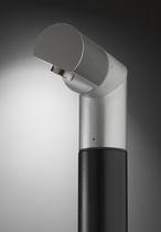 Lampione da giardino / urbano / moderno / in alluminio