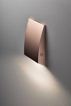 Applique moderna / da esterno / in metallo / LED