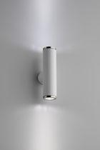Applique moderna / da esterno / in alluminio / in ottone