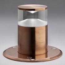 Lampioncino da giardino / moderno / in alluminio / in rame