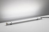 Luce LED / lineare / da esterno / in acciaio