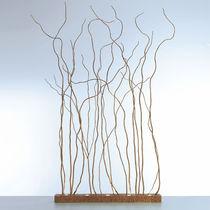 Lampada da terra / design originale / in bronzo / da interno