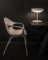 Lampada da tavolo / moderna / in cristallo / da interno
