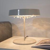 Lampada da tavolo / moderna / in cristallo / fatta a mano