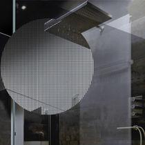 Pellicola decorativa adesiva / ad alta resistenza / in PVC / per applicazione su vetro
